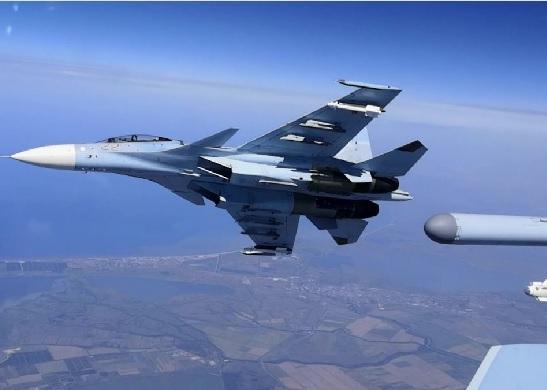 Загалом у навчаннях взяли участь близько десяти військових літаків