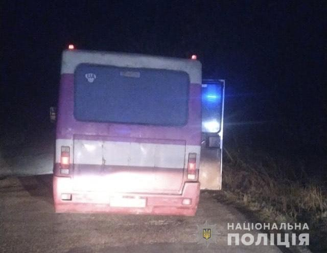 Под Тернополем произошло ДТП с несовершеннолетними / Национальная полиция