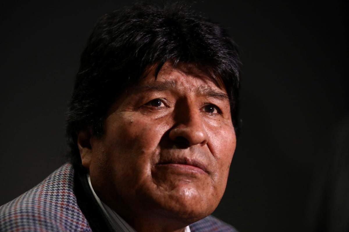 Побіжний екс-президент Болівії Ево Моралес / REUTERS
