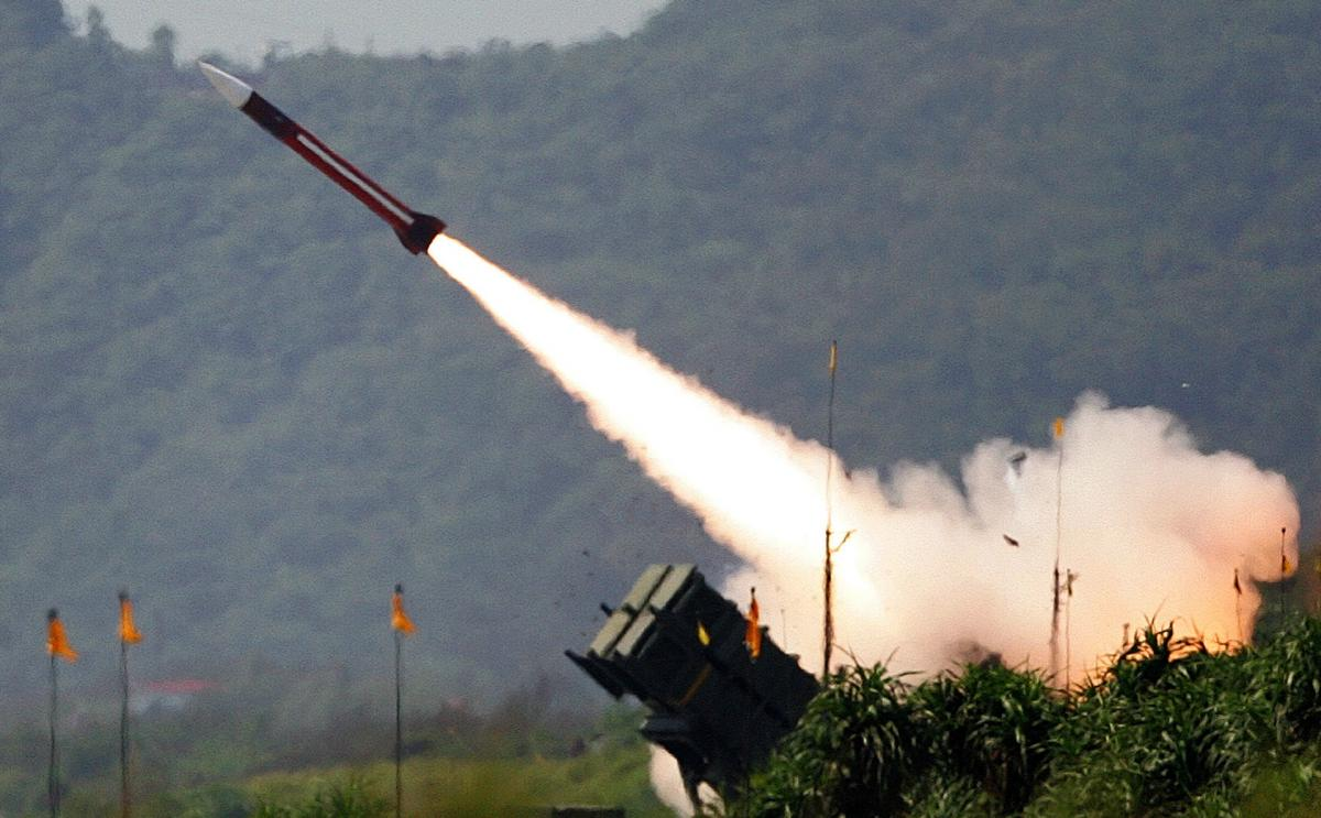 Zelensky's chief of staff Yermak urges U.S. to deploy Patriot missile systems in Ukraine / REUTERS