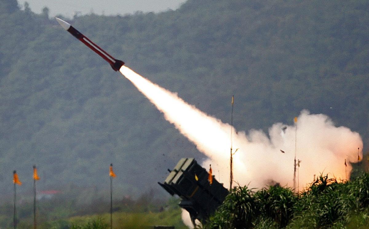 Украина хочет разместить у себя системы противоракетной обороны Patriot / фото REUTERS