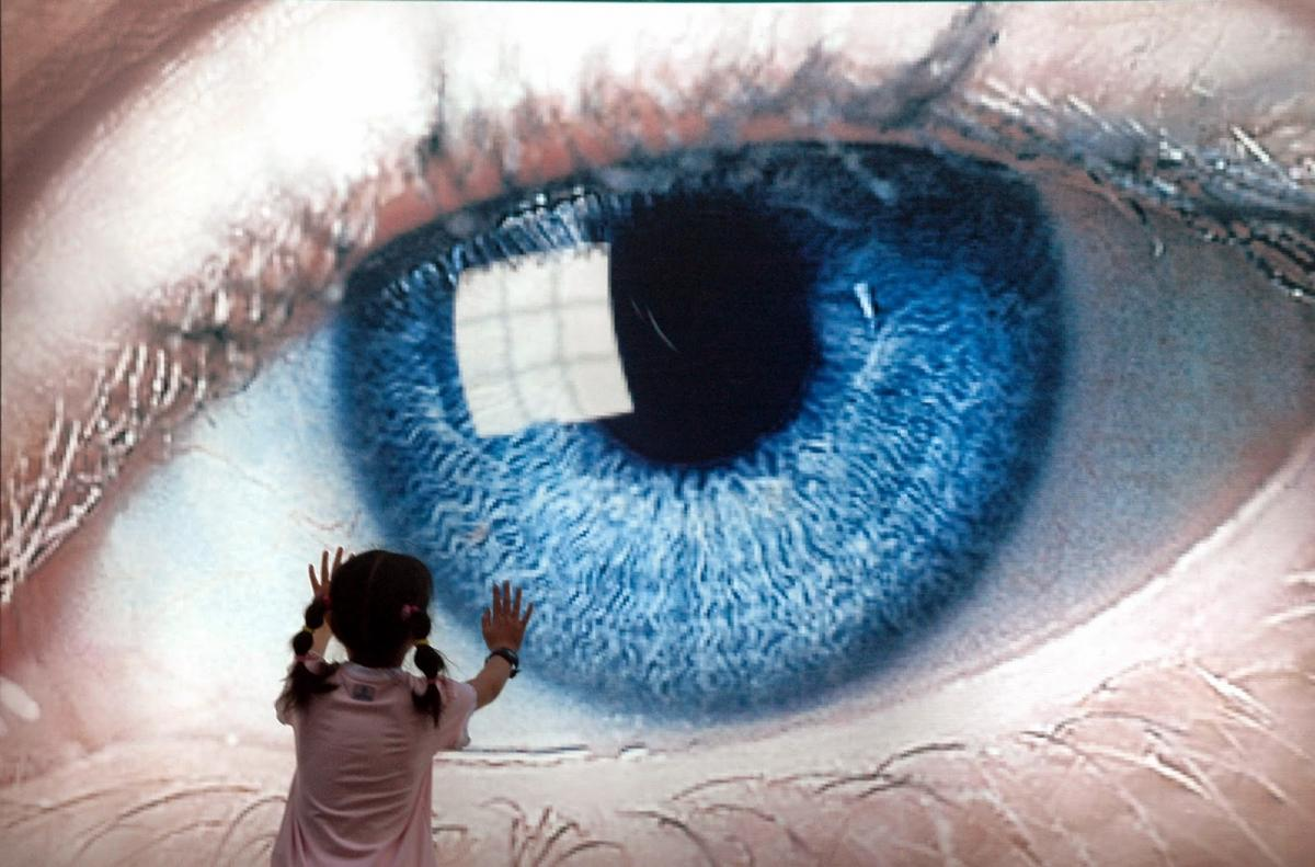 Болять очі - причини / фото REUTERS
