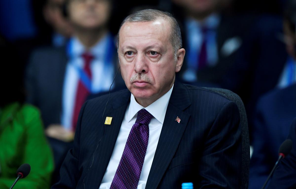 Реджеп Тайип Эрдоган / REUTERS
