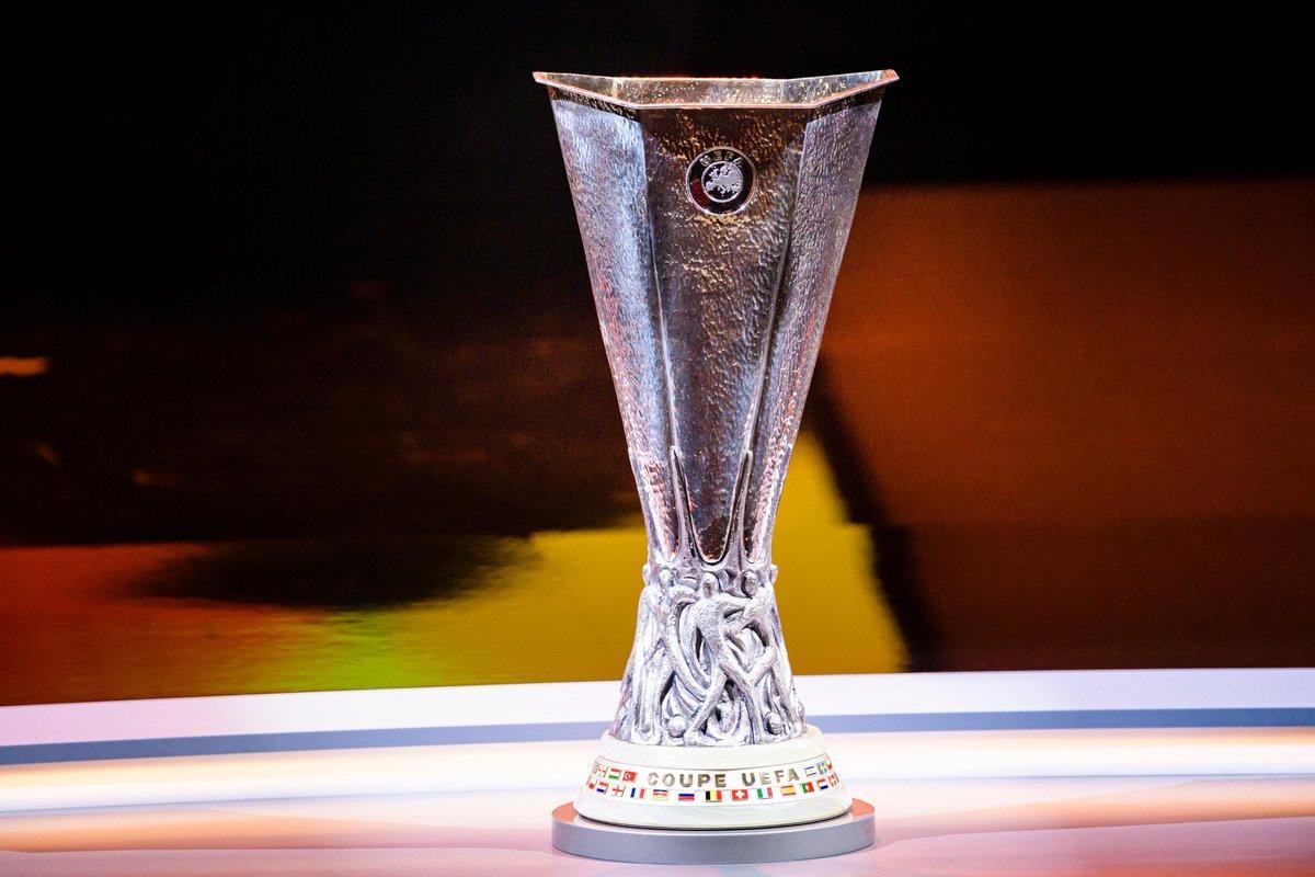 Кубок Лиги Европы / фото: twitter.com/europaleague
