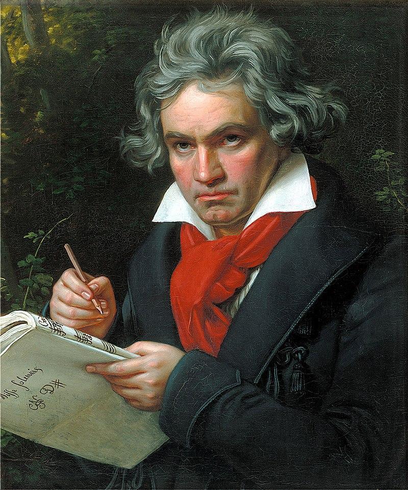 В 1795 году Людвиг ван Бетховен впервые дал концерт в Вене / Фото: Википедия