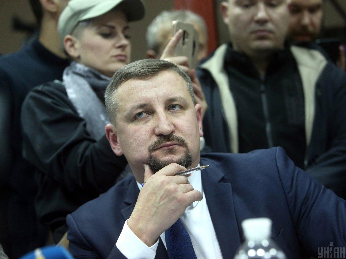 Адвокат Добош повідомив, що слідчий усправі Шереметапішов у відпустку / фото УНІАН