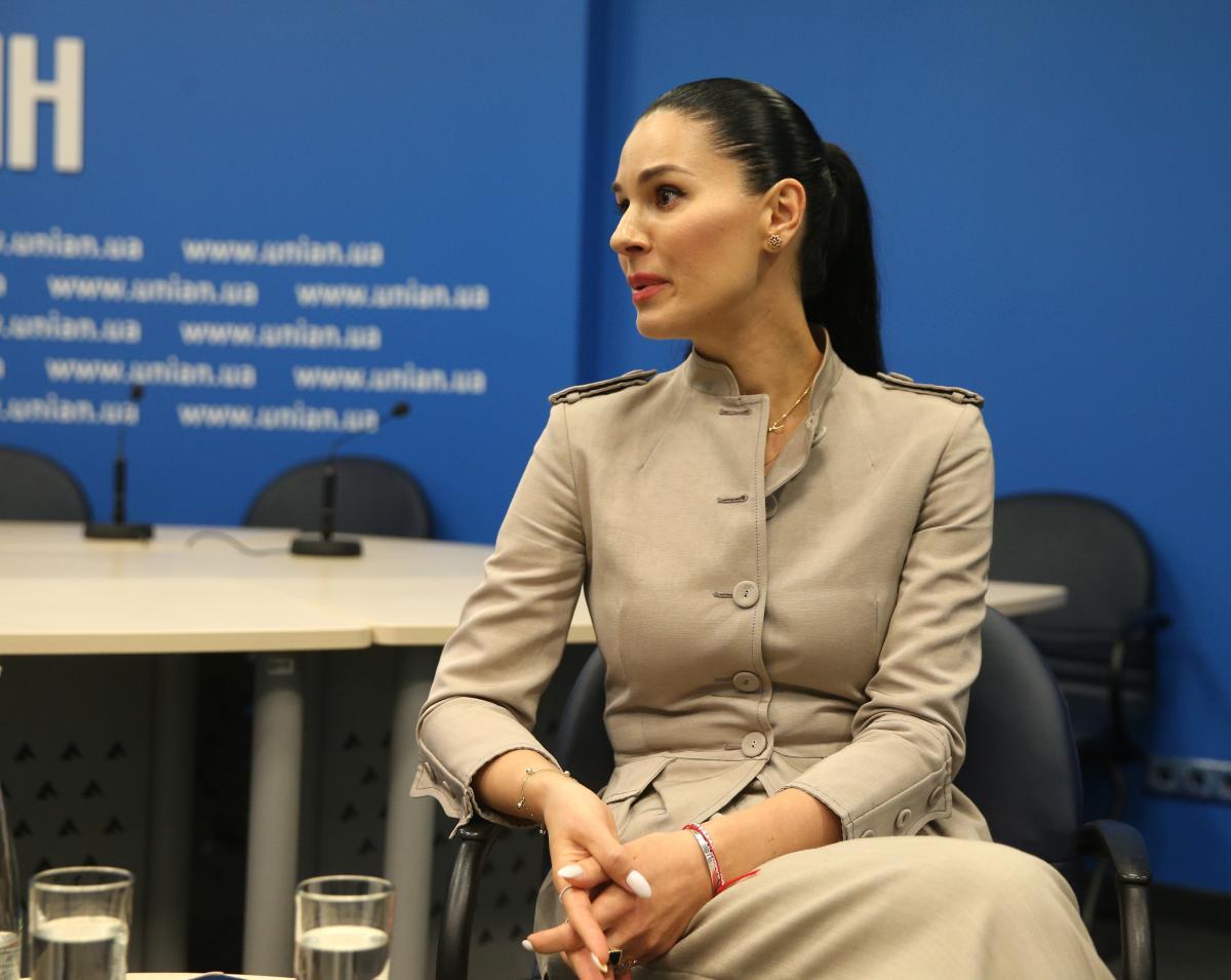 Маша Єфросиніна розповіла про своє ставлення до сексуальної освіти підлітків / фото УНІАН