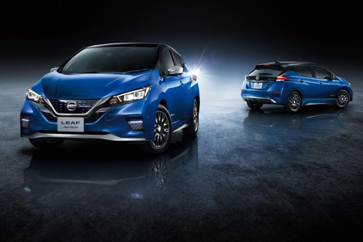 У числі нововведень – удосконаленатехнологія ProPilot / фото Nissan