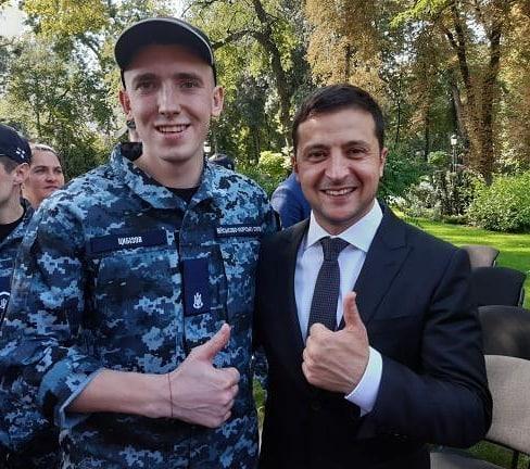 СергейЦыбизов и Владимир Зеленский / УНИАН