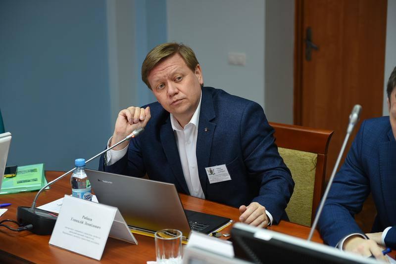 Рябцев: рычагов влияния на рынок нефтепродуктов у государства нет / фото facebook.com/riabtsevgl