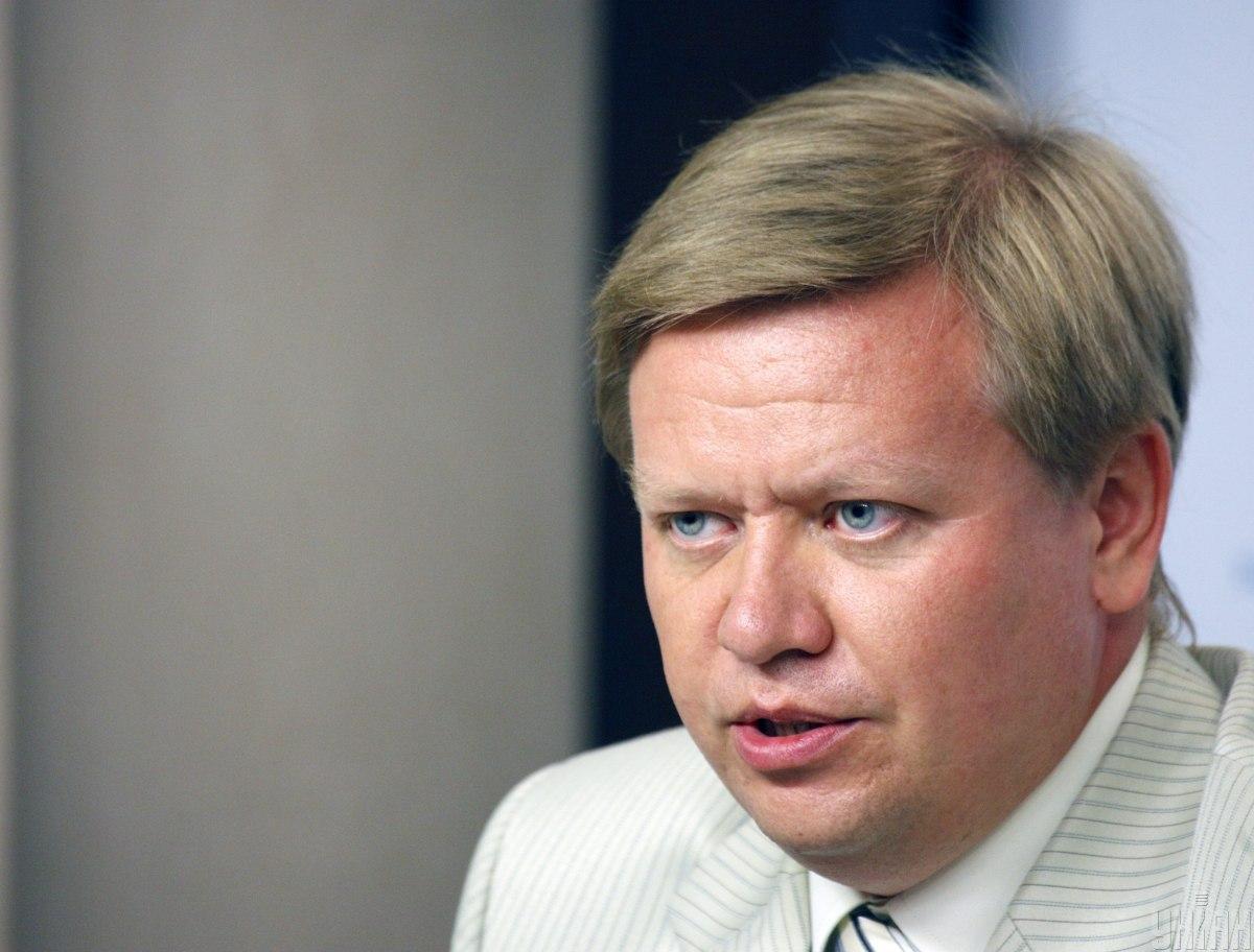 Эксперт аналитического центра DiXi Group Геннадий Рябцев / фото УНИАН