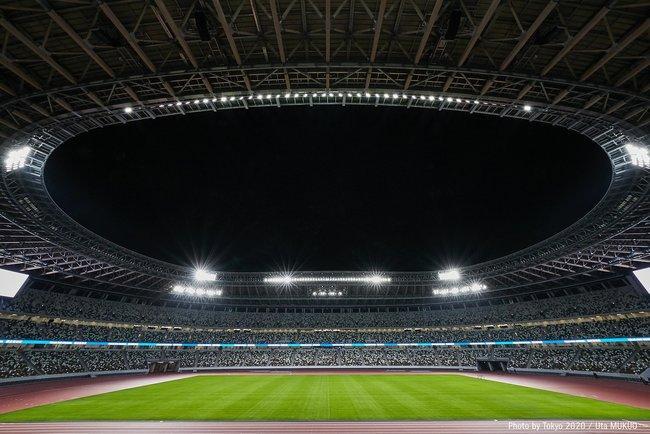 Арена имеет пять этажей над землей / фото: tokyo2020.org