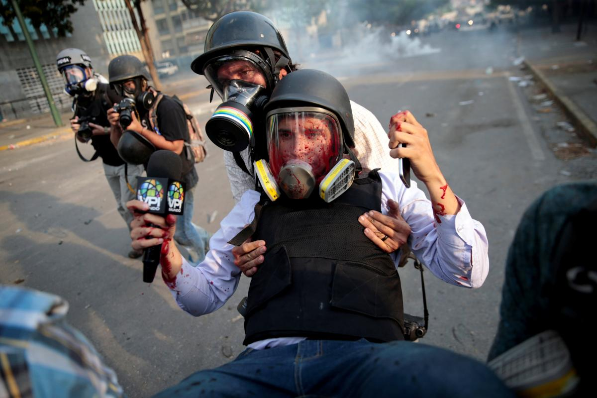 65 journalists and media staff killed in 2020 / REUTERS