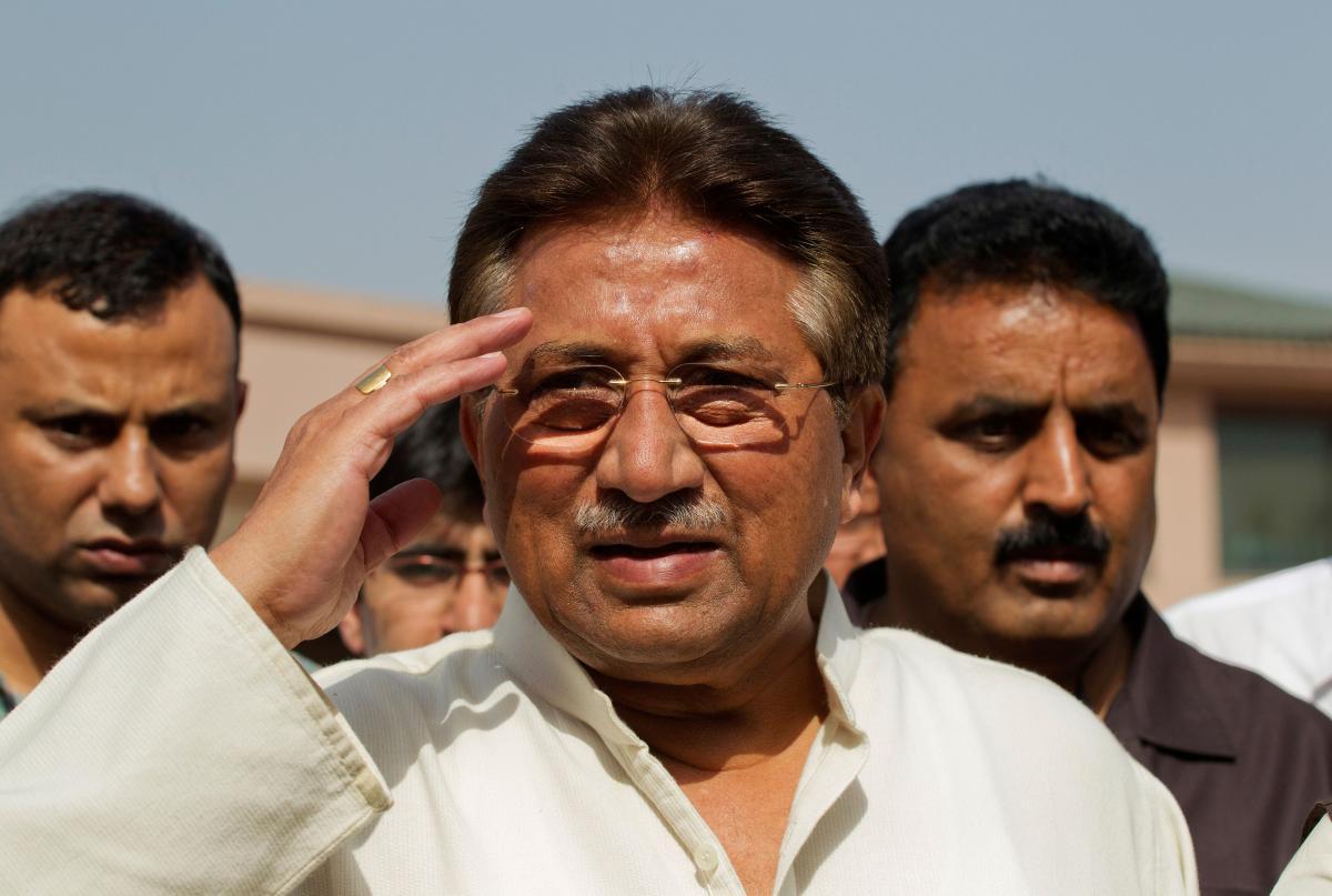 Первез Мушарраф / REUTERS