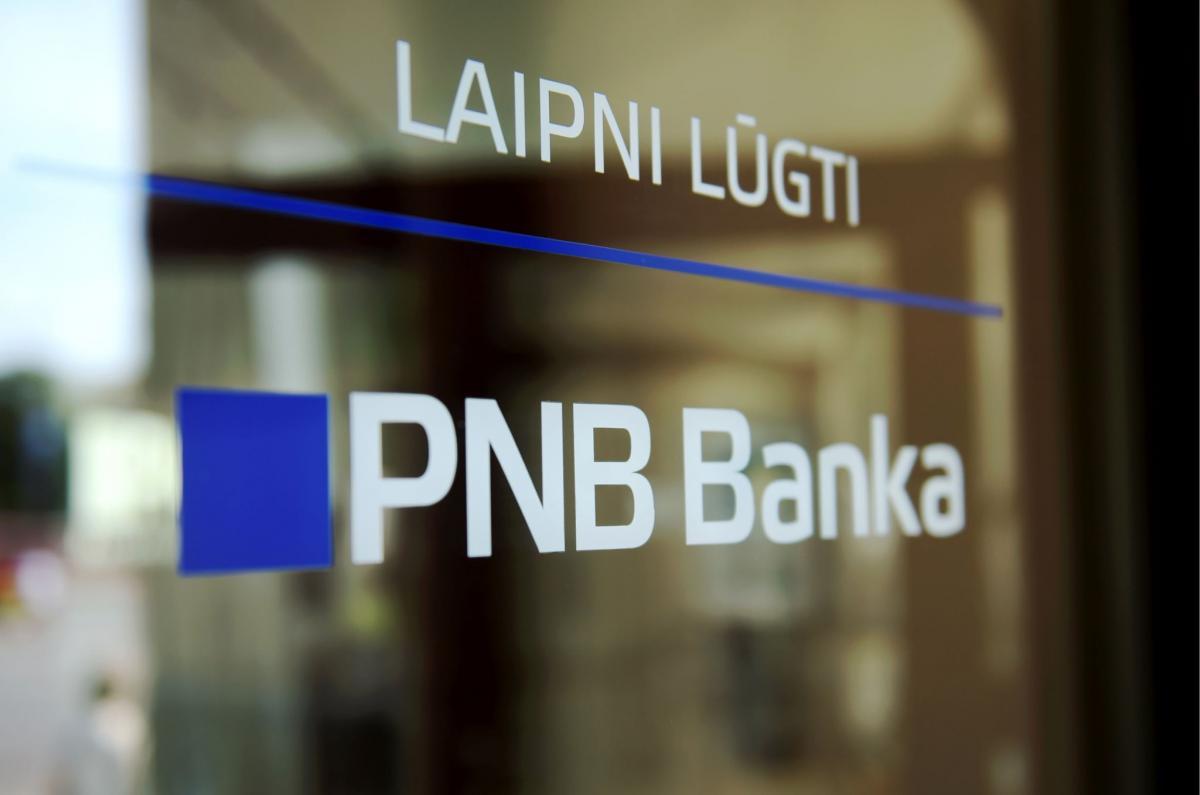 В латвийском банке арестовали счета украинских айтишников / фото Zane Bitere