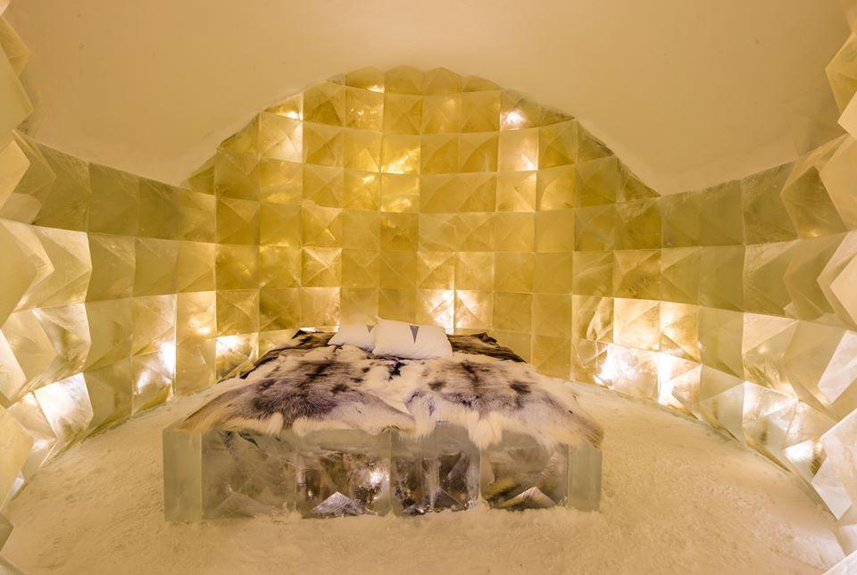 Фото facebook.com/icehotel.sweden / Asaf Kliger