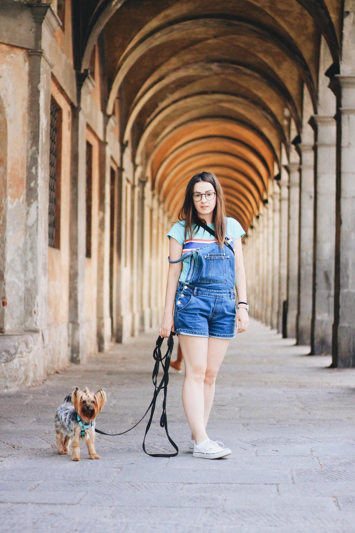 Знакомые вещи помогают собаке в незнакомой обстановке / Фото Елена Браун