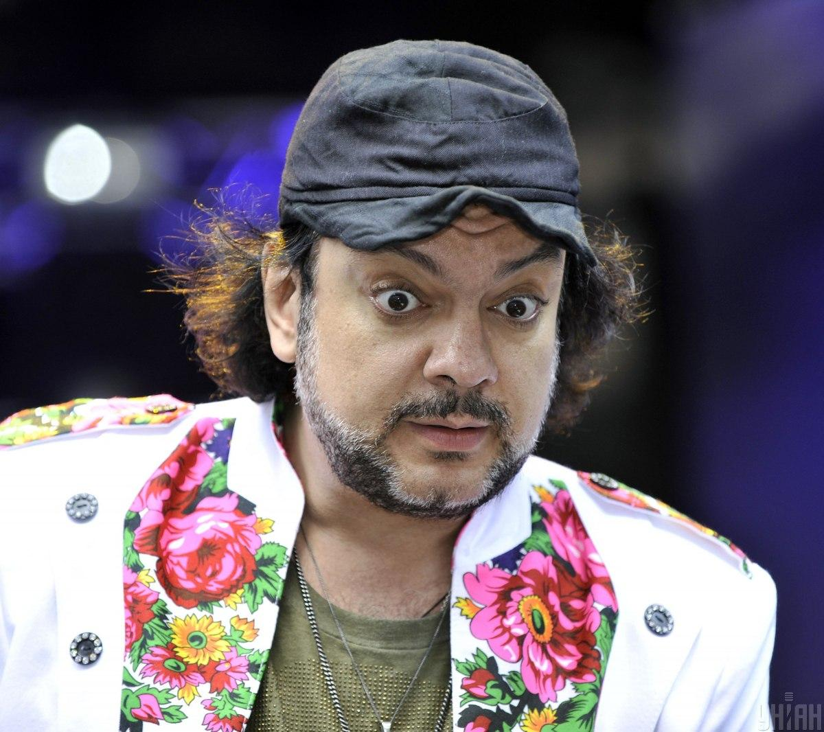 """Philip Kirkorov was excluded from the """"black"""" list / Photo: UNIAN"""