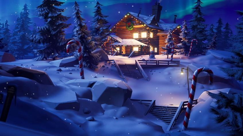 """За время """"Зимнего фестиваля"""" в  Fortnite игроки получат 14 подарков / epicgames.com"""