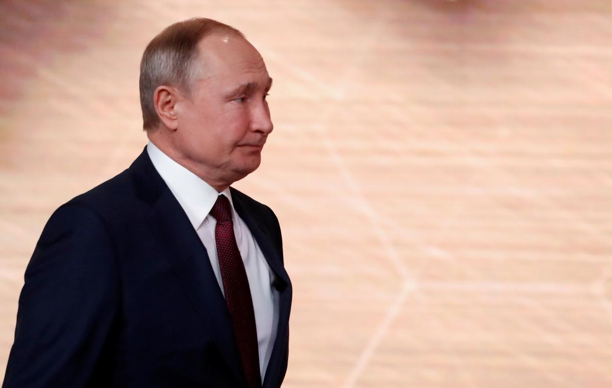 Путін не сумнівається в своїй безкарності / REUTERS