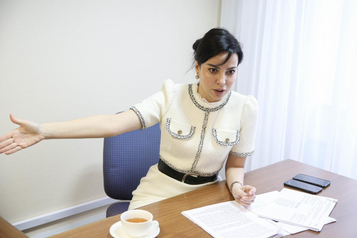 """Оксана Дмитриева: """"Если в будущем Министерство трансплантациибудет нужно, мы поможем создать"""" / фото УНИАН"""