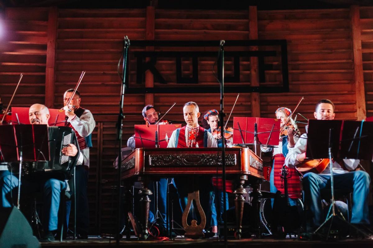 Оркестр НАОНІ поєднає рок та український колорит 10 січня / Фото прес-служби