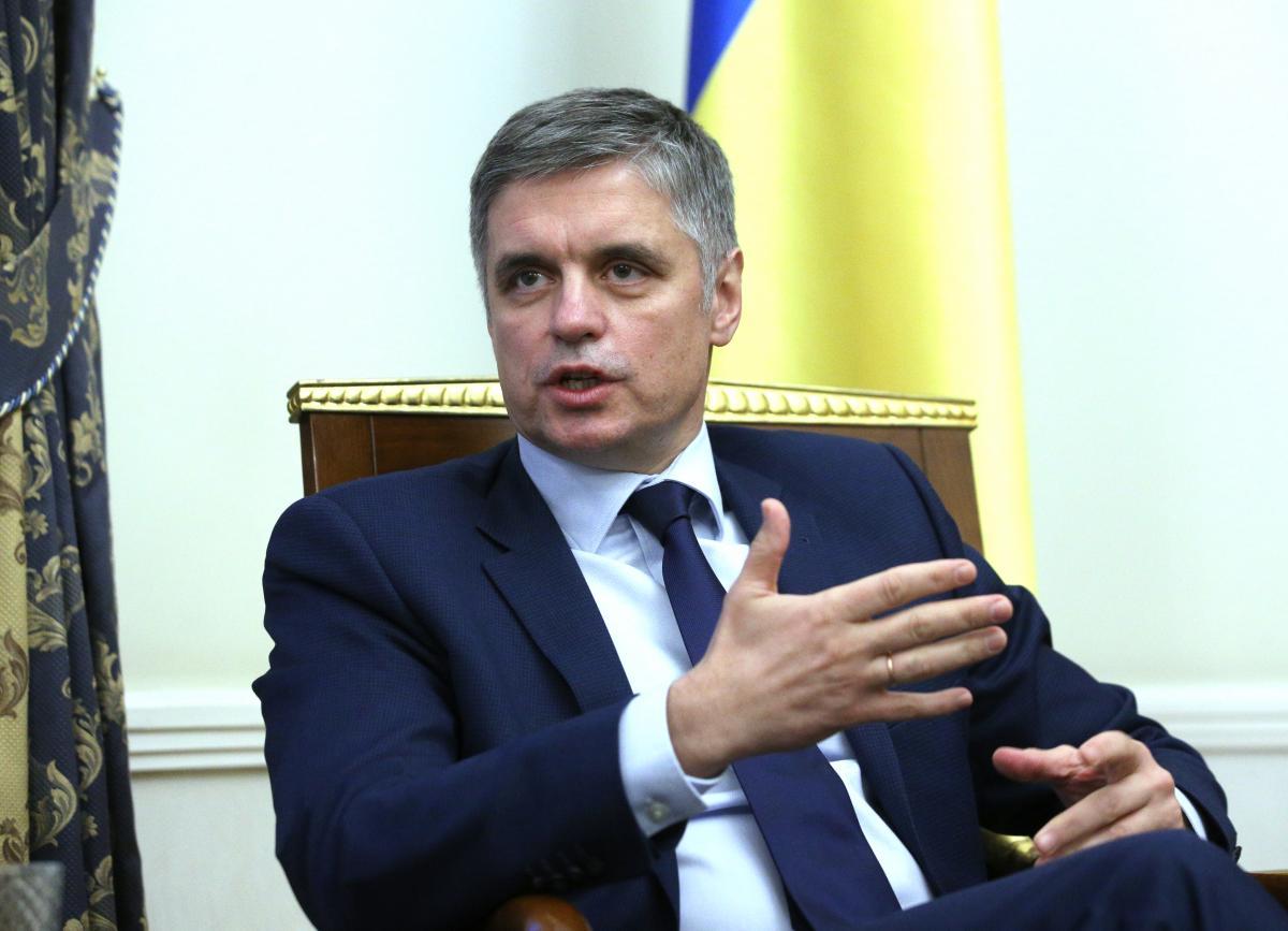 Пристайко заверил, что политика МИД в отношении Крыма остается неизменной / Фото УНИАН