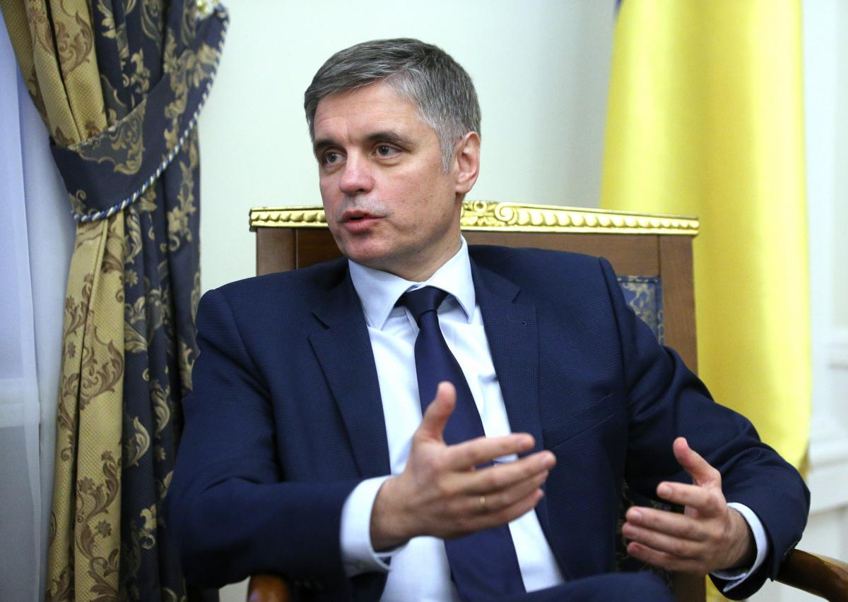 Пристайко прокомментировал вариантызавершения войны на Донбассе / фото УНИАН