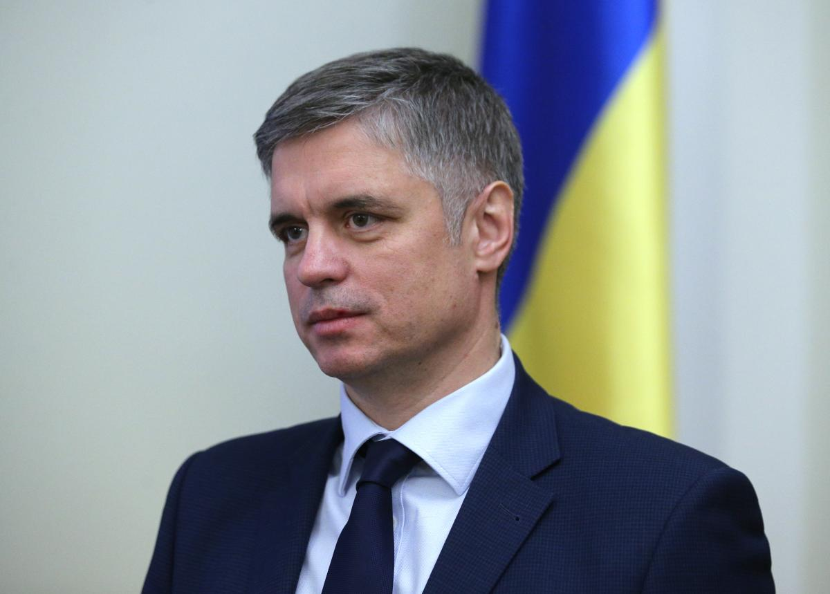 Prystaiko comments on the timing of local elections in Donbas / Photo from UNIAN