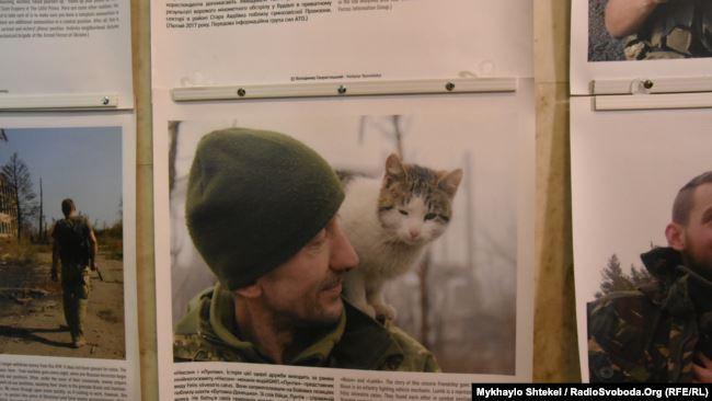 Гаэль фотографирует в Украине с 2016 года \ радио Свобода