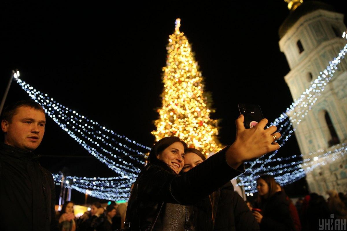 Опитування показало, яке з новорічних свят є найулюбленішим серед українців / Фото УНІАН