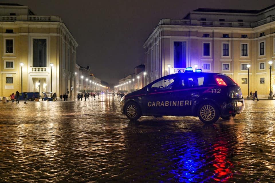 В Італії провели операцію проти мафії / фото facebook.com/carabinieri.it