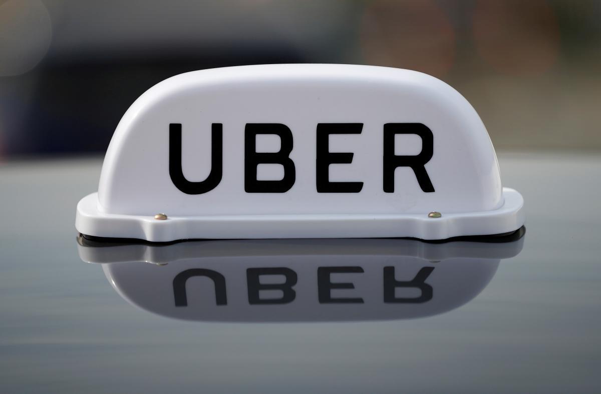 Такси Убер повышает тарифы на свои услуги / REUTERS