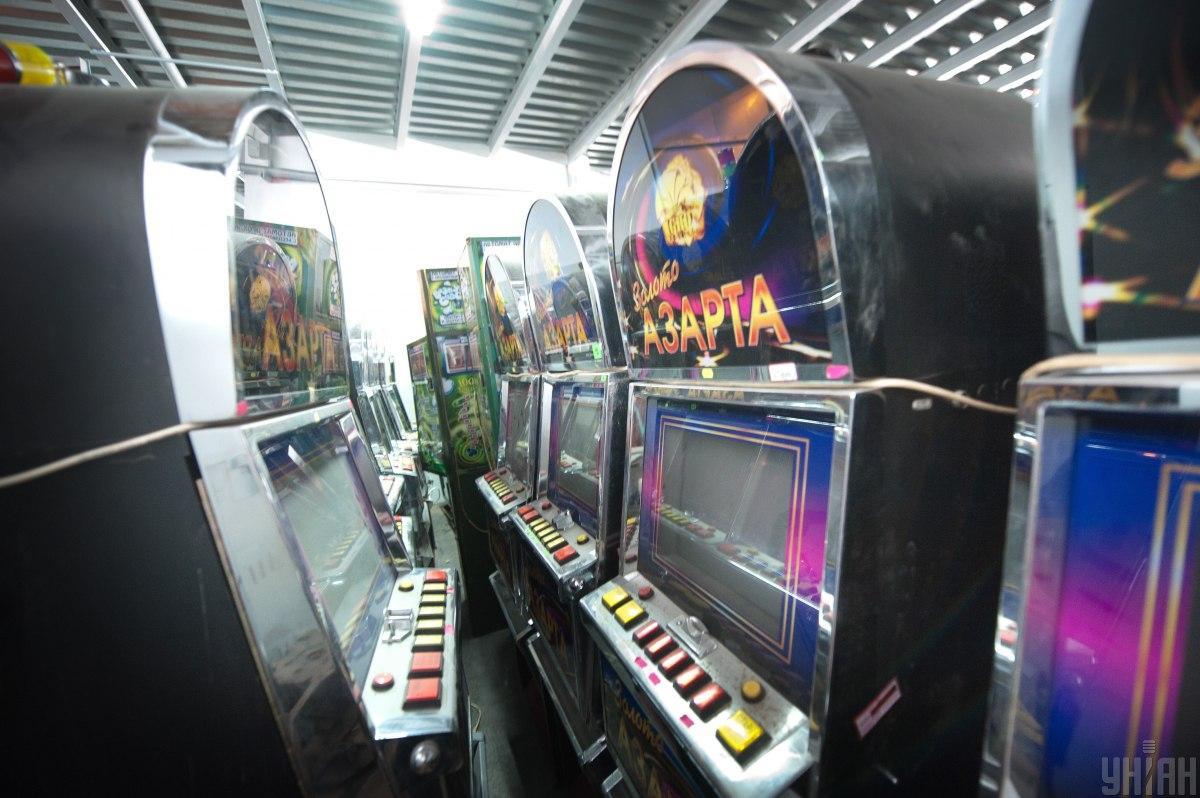 Кабмінвиключив можливість розповсюдження грального бізнесу під виглядом державних лотерей / фото УНІАН