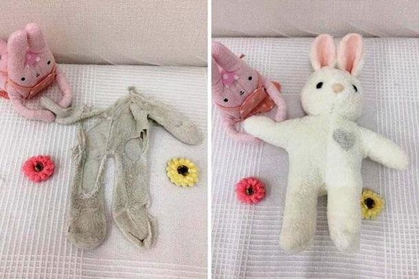 """""""Пациентов"""" лечат игрушечные """"врачи""""/ Фото: nuigurumi-hospital.jp"""