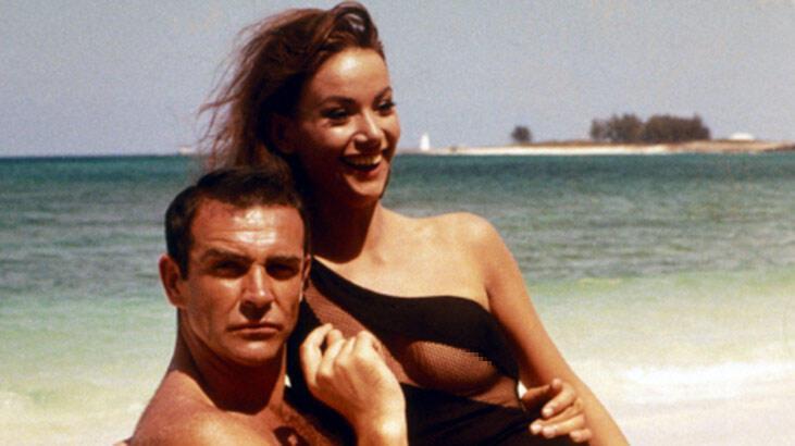 """В 1958 году Клодин Оже представляла Францию на конкурсе красоты """"Мисс мира"""" \ milliyet.com.tr"""