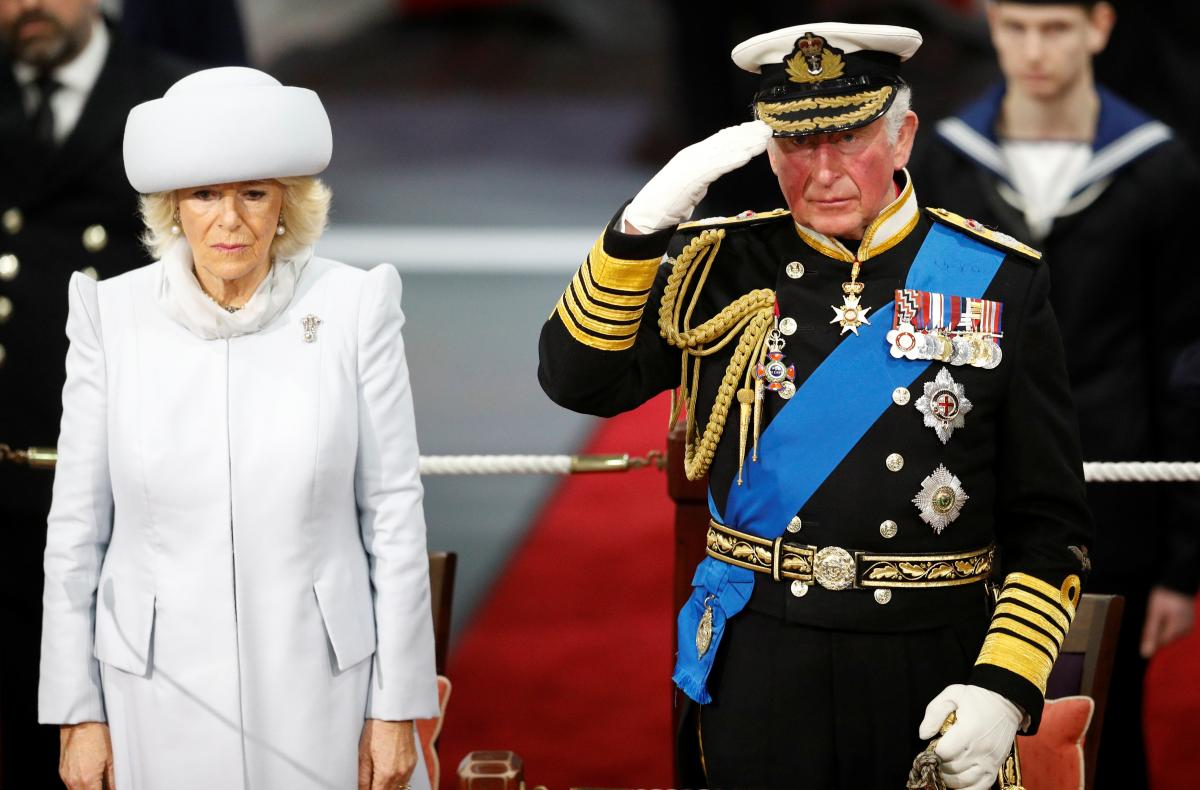 Принц Чарльз и Камилла / фото REUTERS