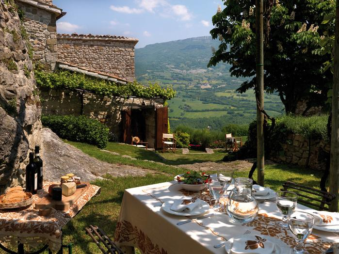 Первое место в списке заняла сельская часть Италии \ blog-bliss-s.ru