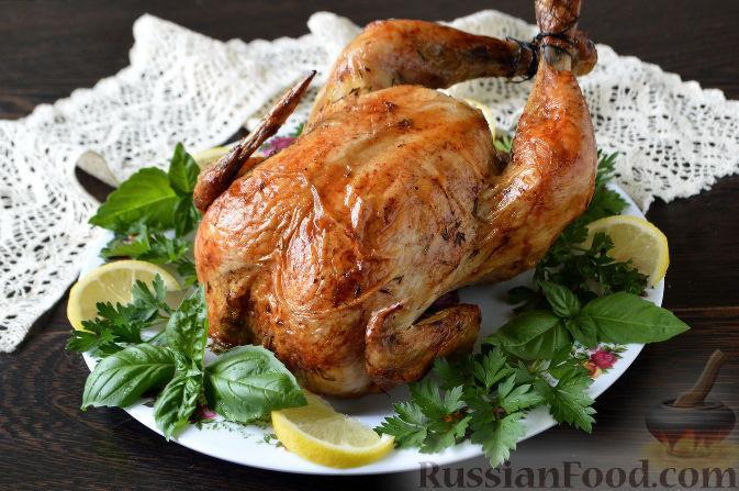 Запеченная курица / russianfood.com