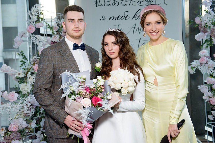 Дочь Кузьмы Барбара вышла замуж / фото instagram.com/svitsketv/
