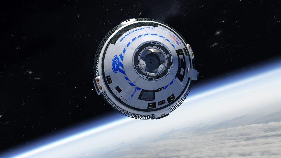 """Старлайнер"" досрочно вернут на Землю / Boeing"