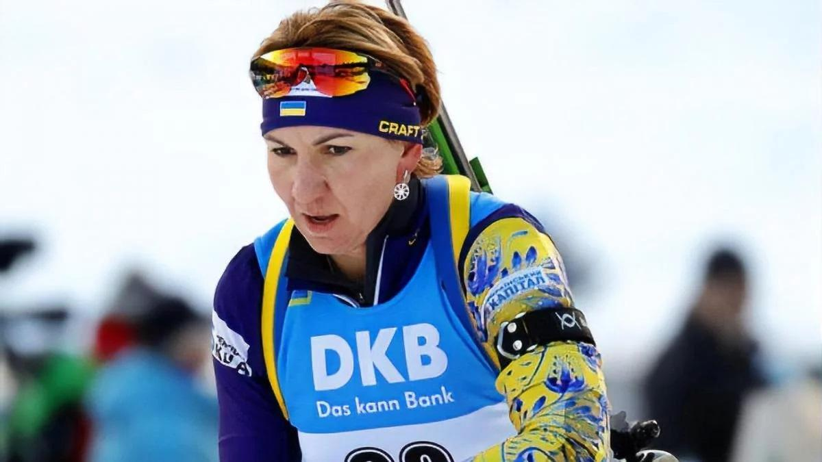 Олена Підгрушна виступала на заключному етапі / фото biathlon.com.ua
