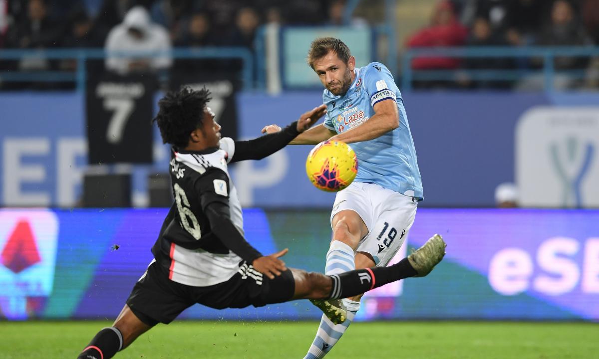 Ювентус уступил Лацио в Суперкубке Италии (видео)