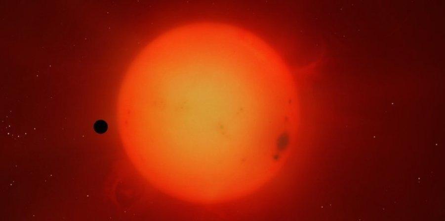 Ученые обнаружили новую экзопланету / фото: Mark Garlick/Science Photo Library
