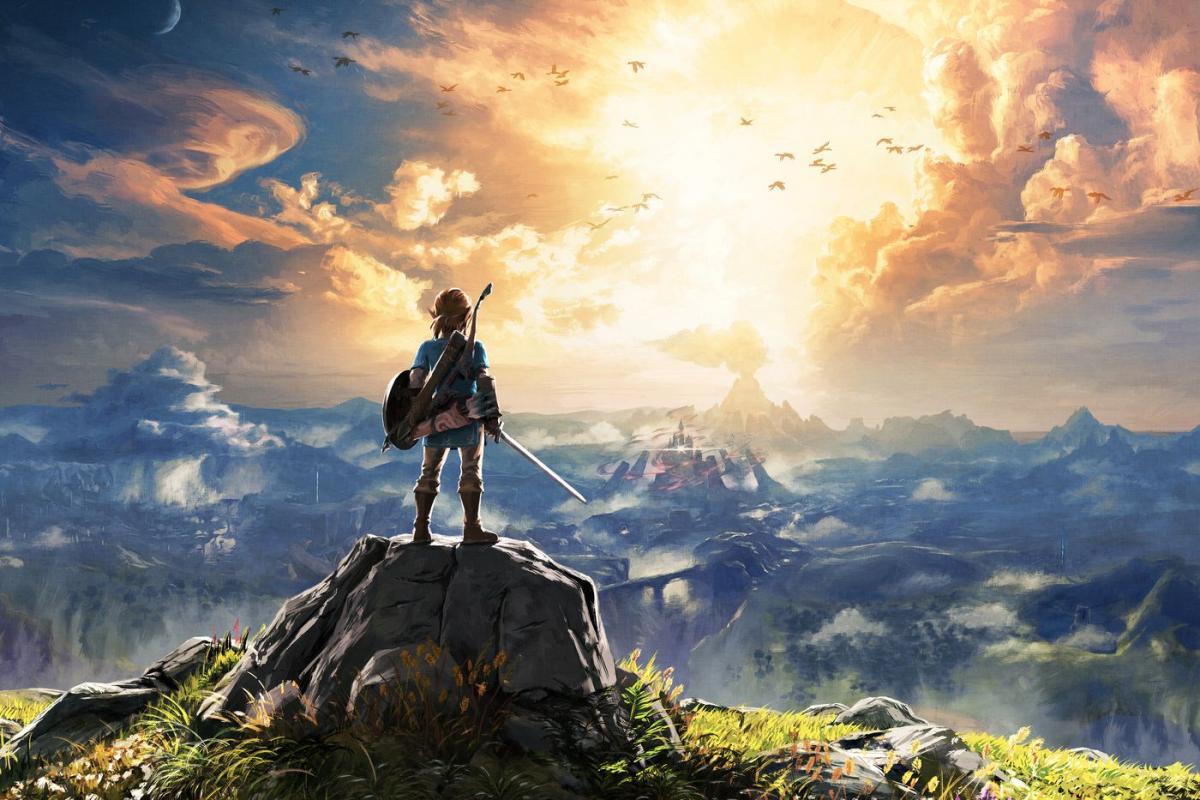 The Legend of Zelda: Breath of the Wild вошла в список лучших игр десятилетия / theverge.com