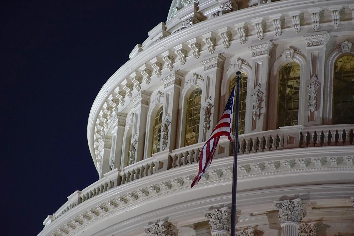 Импичмент Трампу объявили 13 января / Flickr / John Brighenti