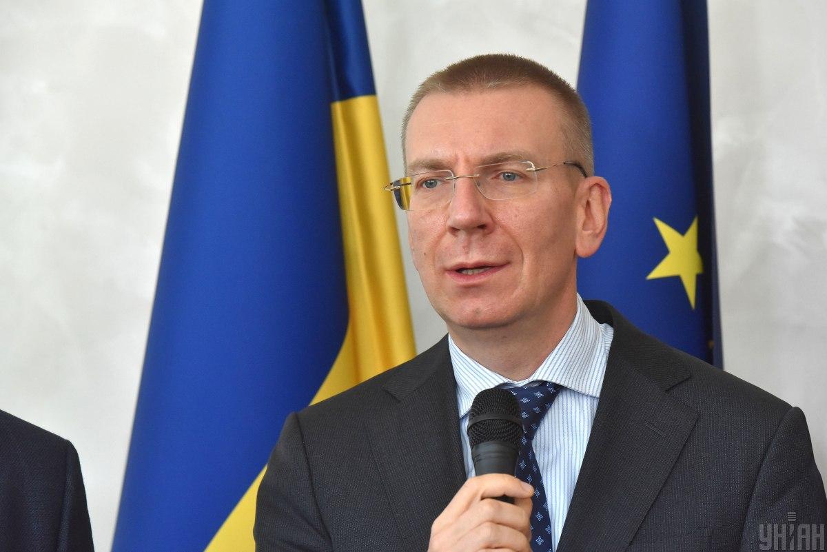 Латвія не буде дискутувати з РФ через кордон/ фото УНІАН