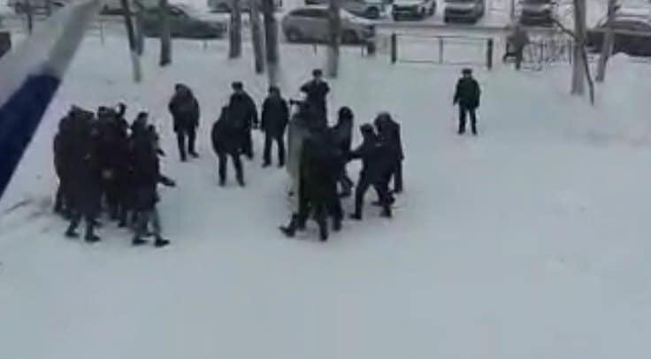 Инцидент случился в одной из школ Татарстана/ фото Раушан Валиуллин / Facebook