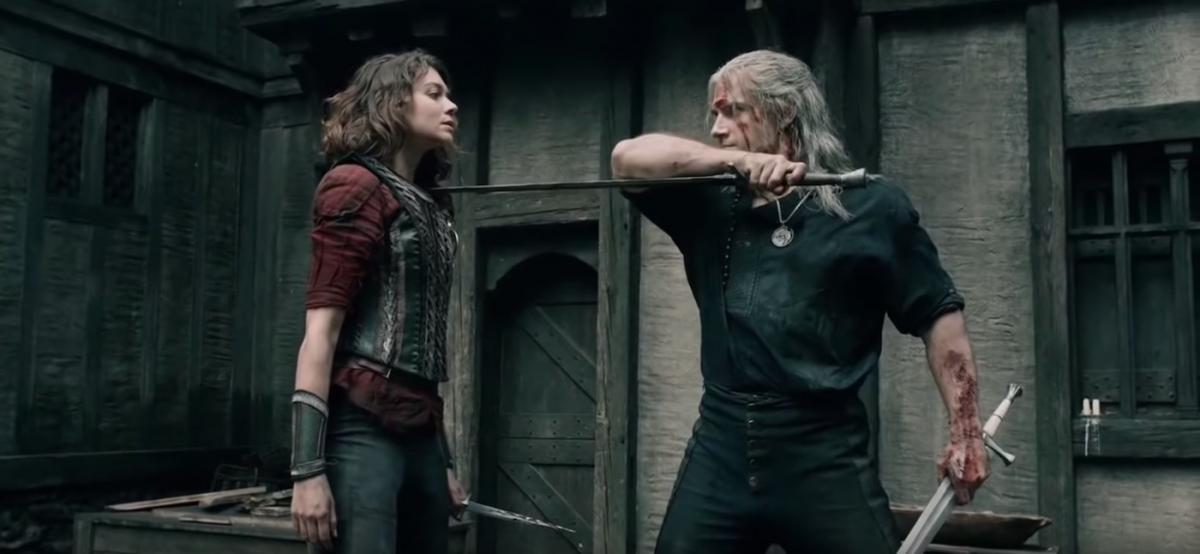 Второй сезон сериала «Ведьмак» выйдет в начале 2021 года / скриншот из трейлера