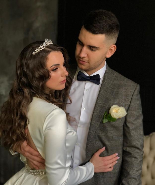 Дочь Кузьмы вышла замуж / instagram.com/miss___mariya